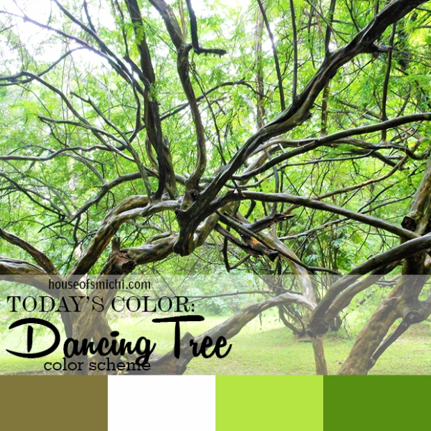 dancing tree color scheme